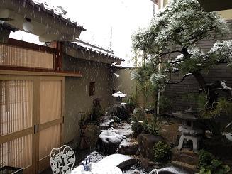 吹田市 大雪