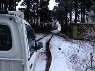 雪中薪運び3