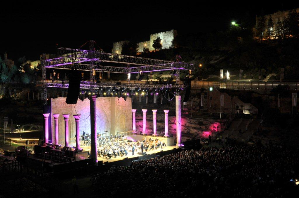 Jerusalem opera festival 1
