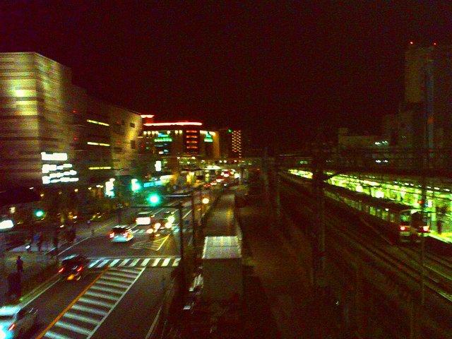 テラスモール湘南と辻堂駅