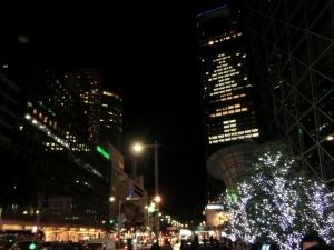 名古屋の街