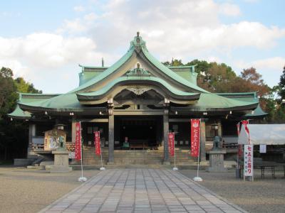 豊国神社(本殿)