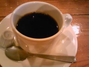 「コーヒー」トラットリア アッカ(福岡市)