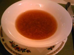「スープ」コンチネンタルカフェロイヤル(福岡市)