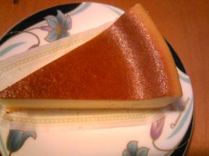 「ベークドチーズケーキ」不二家