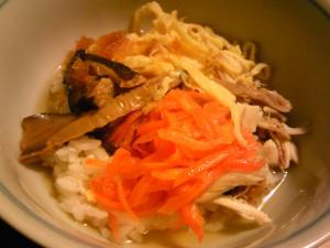 「鶏飯(けいはん)」ほっとかん(鹿児島)