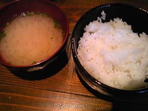 「ごはん、お味噌汁」きいちゃん(福岡市)