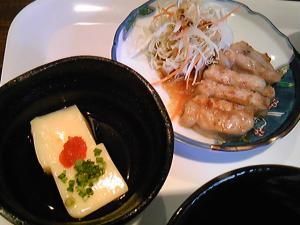 「小鉢2品」きいちゃん(福岡市)