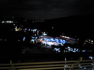 「夜景」ルネッサンスリゾートオキナワ