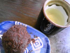 「お茶」資さんうどん(北九州市)