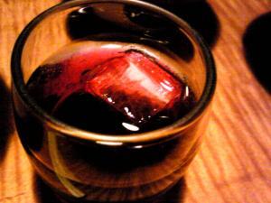 「紫蘇酒」山荘 紗羅樹(湯布院)