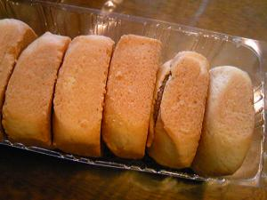 「パイナップルケーキ」