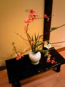 「玄関のお花」とり市(福岡市)