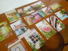 ジェルブロアのポストカード