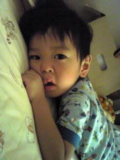 寝起きの王子
