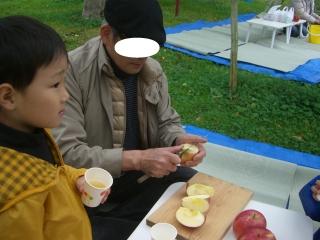 リンゴ狩り5