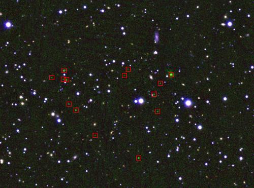 129億1000万光年のかなたにある銀河を発見 正確に測定できた銀河では最も遠い…東大などの研究グループ