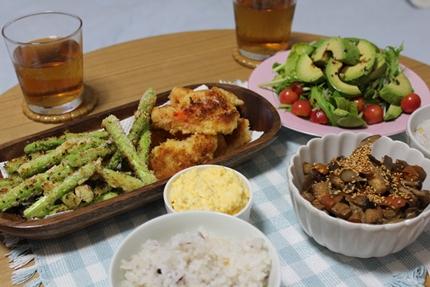 23_08_18_夜ご飯