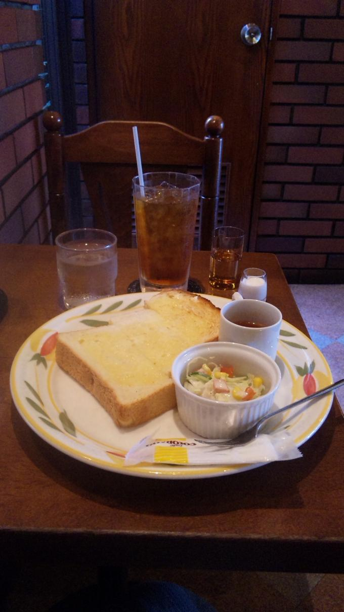 TOAST  &  ICE  MILK  TEA  SET_20110830