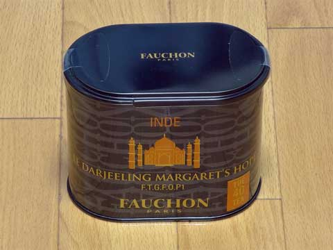 FAUCHON Margaret's Hope Darjeeling Tea