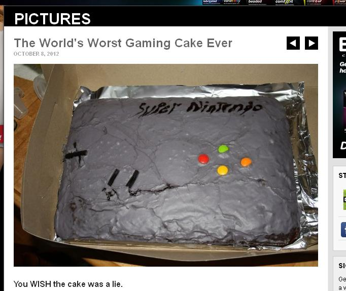 The Worlds Worst Gaming Cake Ever - Dorkly Picture_1349787215063