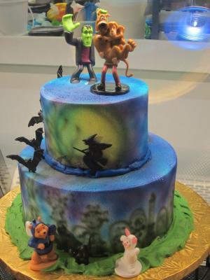 季節のケーキ-4, 2014-10-28