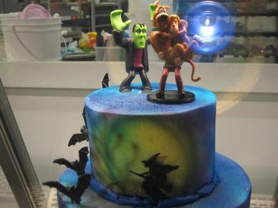 季節のケーキ-2, 2014-10-28