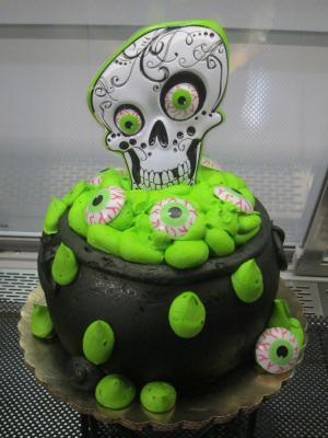 季節のケーキ-9, 2014-10-28