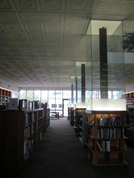 アーカンソーの小さな街の図書館-17, 2014-11-3