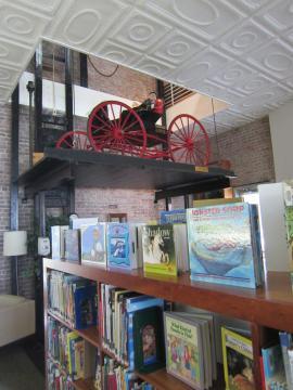 アーカンソーの小さな街の図書館-3, 2014-11-3