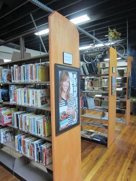 アーカンソーの小さな街の図書館-7, 2014-11-3