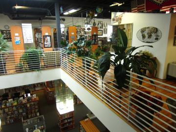 アーカンソーの小さな街の図書館-16, 2014-11-3
