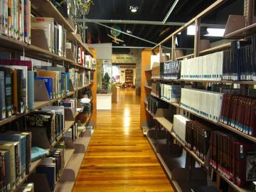 アーカンソーの小さな街の図書館-9, 2014-11-3