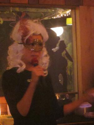 Mask-a-Read / OLC Halloween Party その1-9, 2014-10-30
