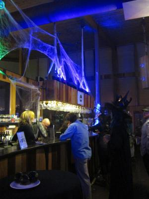 Mask-a-Read / OLC Halloween Party その1-8, 2014-10-30