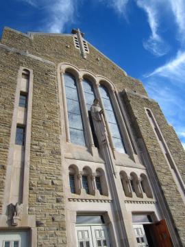 カトリック修道院 / Subiaco Abbey-2, 2014-11-9