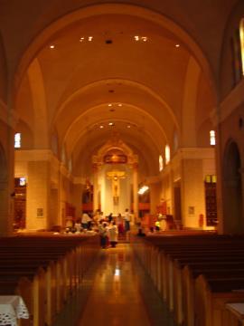カトリック修道院 / Subiaco Abbey-3, 2014-11-9