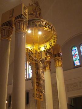 カトリック修道院 / Subiaco Abbey-4, 2014-11-9