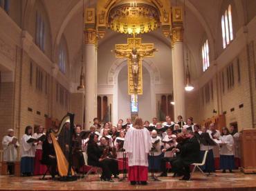 カトリック修道院 / Subiaco Abbey-12, 2014-11-9