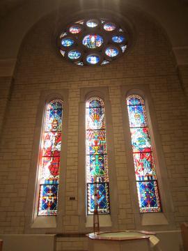 カトリック修道院 / Subiaco Abbey-9, 2014-11-9