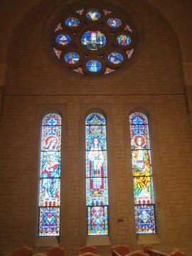 カトリック修道院 / Subiaco Abbey-8, 2014-11-9