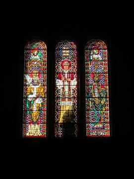 カトリック修道院 / Subiaco Abbey-11, 2014-11-9
