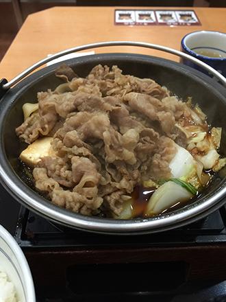 1123すき鍋