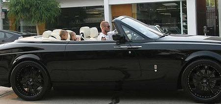 Rolls royce drophead coupe david beckham - Coupe david beckham ...
