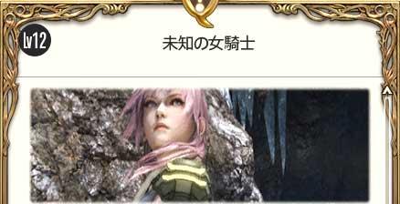 謎の女騎士