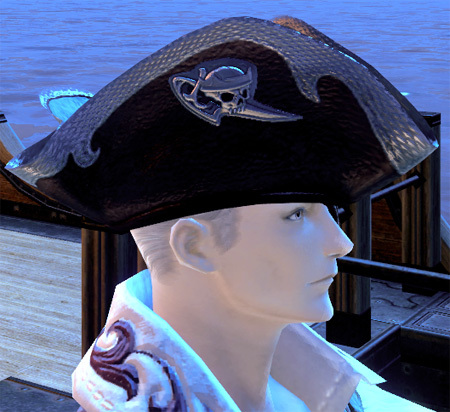 FF14ってなんなんだろう-航海士さんの海賊帽