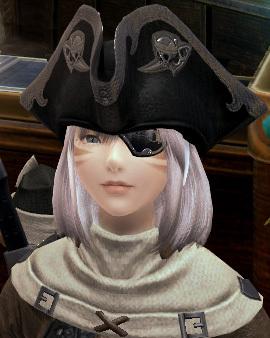 FF14ってなんなんだろう-海賊帽子にゃるむさん