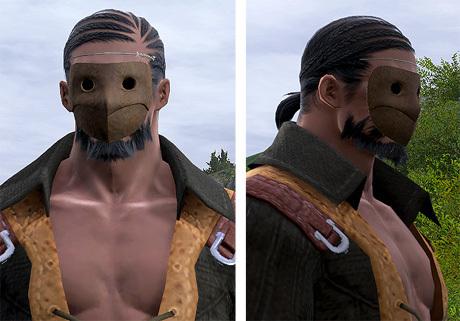 FF14ってなんなんだろう-ウォルナットマスク
