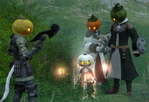 FF14ってなんなんだろう-かぼちゃLS