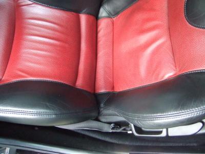 BMW Z3 レザーシート